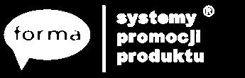 FORMA SYSTEMY PROMOCJI PRODUKTU